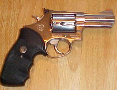 Taurus Model 442 44 special, 3