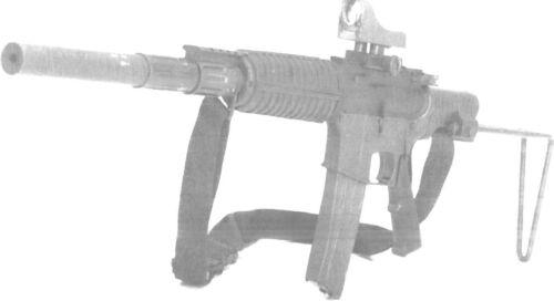 ARMS-TECH M16-KS aka COMPAK-16 Recon Carbine