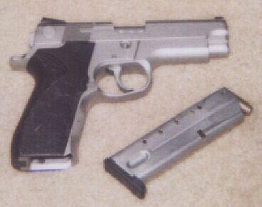 S&W model 4026 .40