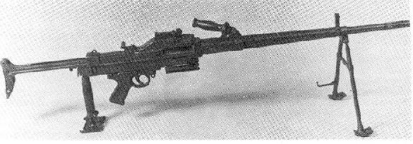 AA-52 7.5mm light machine gun (French)