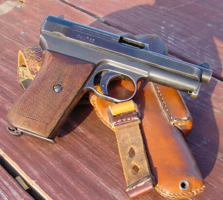 Mauser 1934 Pocket Pistol