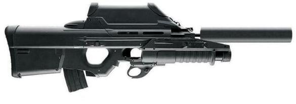 FN F2000 SD
