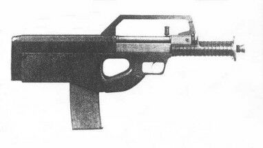 Franchi Prototype