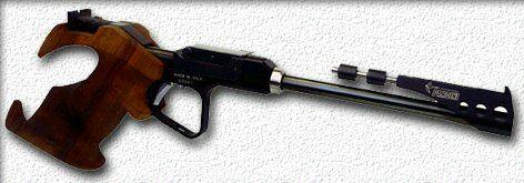 Pardini k22 free pistol