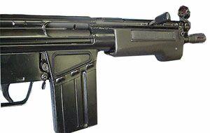 Armtech HK51 left hand, 7.62 x 51 NATO