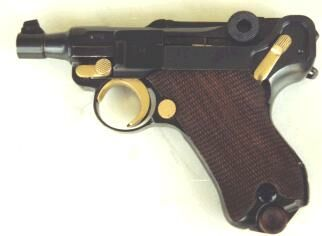 Luger P08 Little