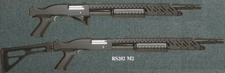 BERETTA RS202-M1 and RS202-M2