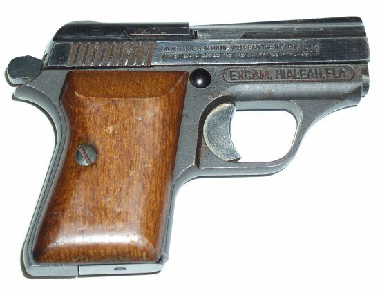 Tanfoglio Guiseppe model number GT 26.it is 25 auto.