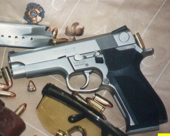 S&W Model 5926
