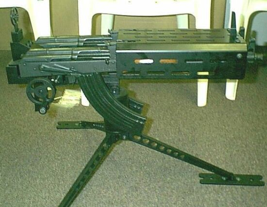 AK Machinegun