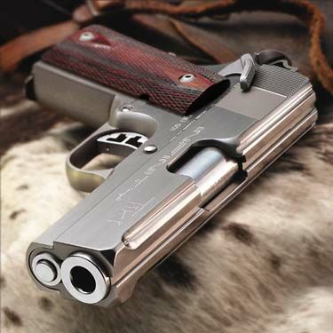 Strayer Voigt Inc. TIKI-T Titanium Handgun