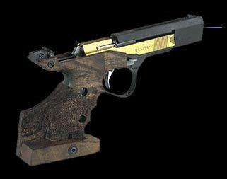 Unique DES-96 .22 caliber