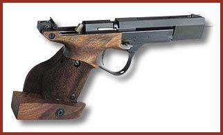 Unique DES-69 .22 caliber