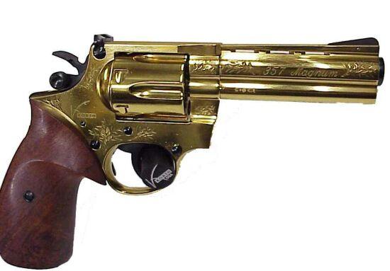 Korth revolver .357 Magnum
