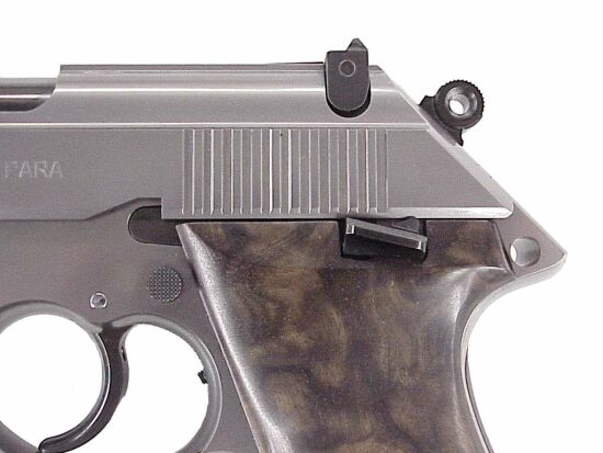 Korth pistol 9 x 19 mm German made