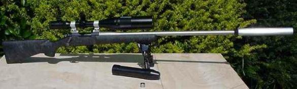 Vaime Super Silenced Rifle Mk2