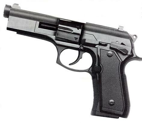 Autorev Pistol in 9mm Para cal.