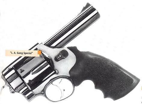 L.A. Gang Special Revolver
