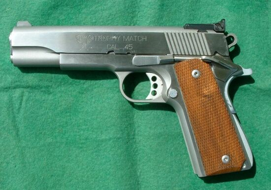 Springfield Armory Trophy Match 1911A1