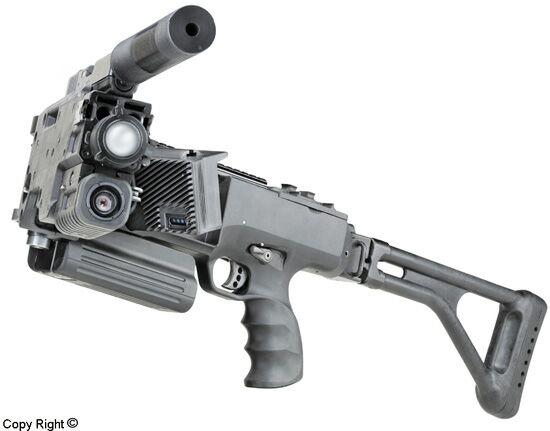 Corner Shot System