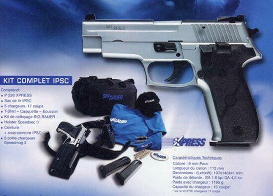 SIG P226 Xpress