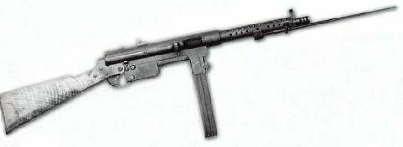 Hotchkiss Model-304 Long 1st Type with folding bayonet