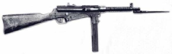 Hotchkiss Model-304 Long 2nd Type with reversable bayonet