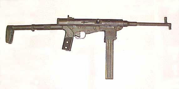 C.M.H.2 Carabine Mitrailleuse Hotchkiss