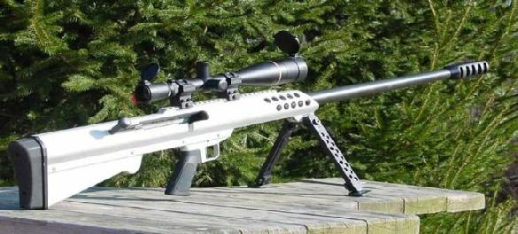 Viper XL-50 of Bluegrass Armory .50 BMG and 408 Cheyenne