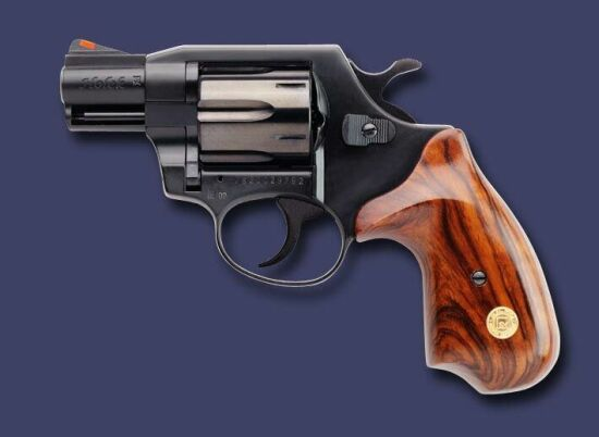 Holek .38 Special Model 820