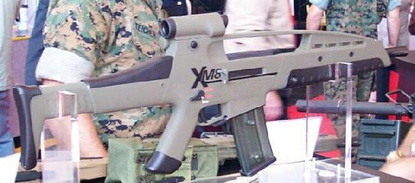XM-8 Lightweight Assault Rifle