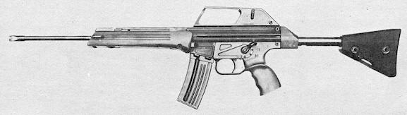 HK 36 Prototype