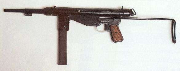 M-948 submachinegun