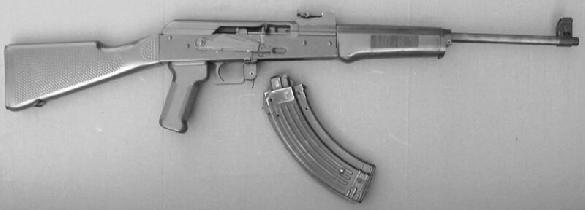 East German MPi-69 .22 training rifle