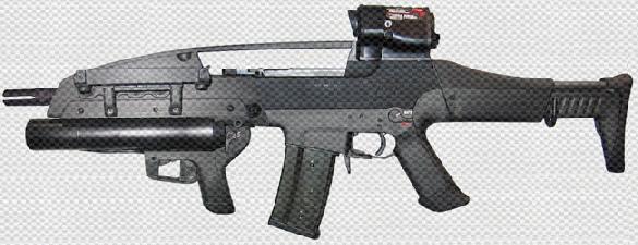 XM320 Grenade Launcher