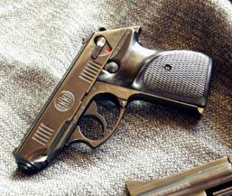AE 732 pistol