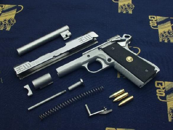 P7000 Pistol