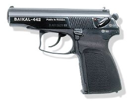 It's a civilian export version of the high capacity (12 rounds) Russian Makarov,and is a great pistol.