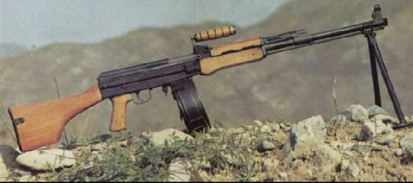 Norinco QB-81 MG