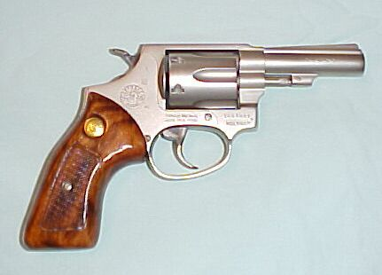 Taurus Model 73 revolver, 32 cal S&W long, 3