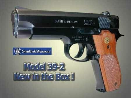 S&W Model 32-2 9MM