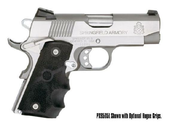 Springfield V10 .45ACP