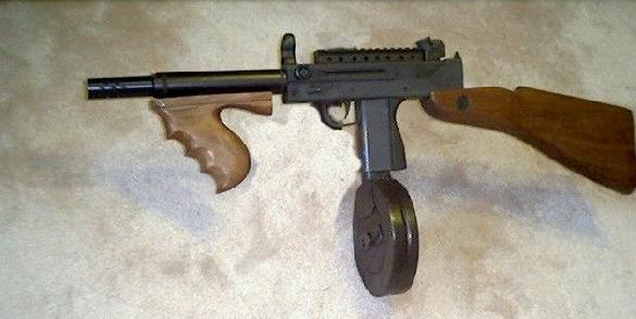 M11/9 Thompson Conversion