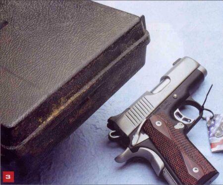 Kimber WTC Pistols
