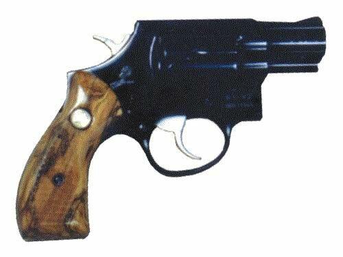 PINDAD R1-V2 (Short Barrel Revolver)(India)