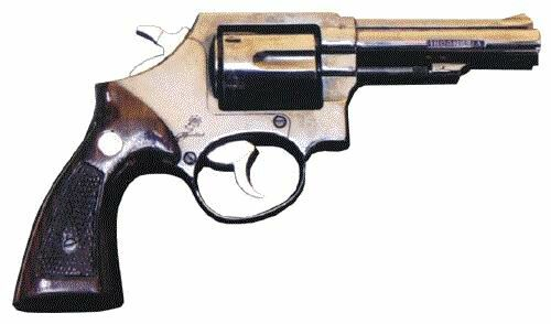 PINDAD RG-1 GAS REVOLVER (TYPE A)(India)