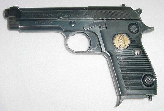 TARIQ 9x19mm Pistol