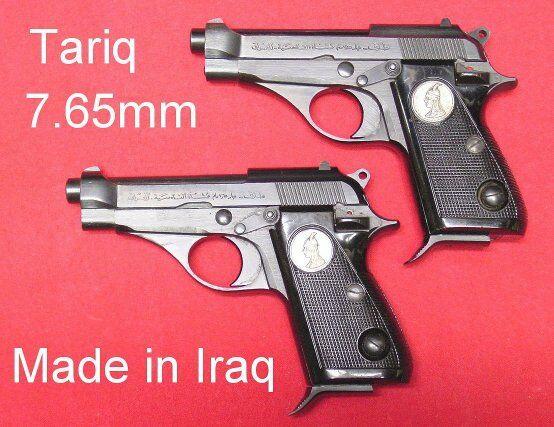 TARIQ .32ACP Pistol