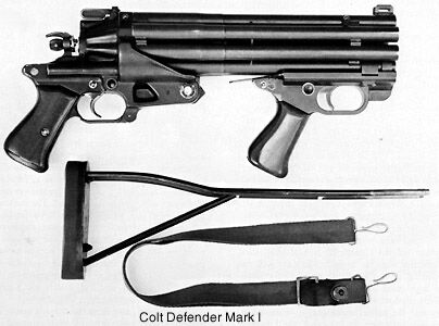 Colt Defender Mark I 20gauge 3inch Magnum