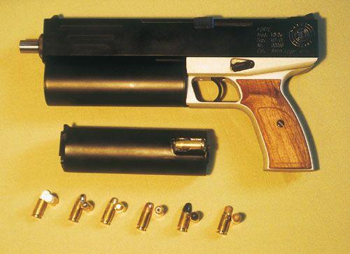 Danuvia VD-01 9x19mm Luger Hungary